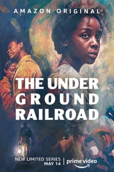 Caratula, cartel, poster o portada de El ferrocarril subterráneo
