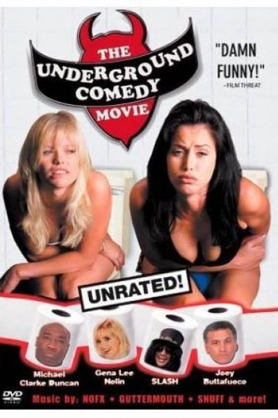 Caratula, cartel, poster o portada de The Underground Comedy Movie