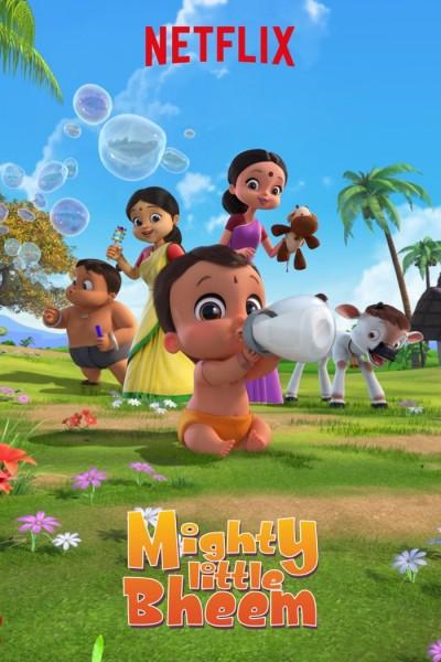 Caratula, cartel, poster o portada de El pequeño Bheem