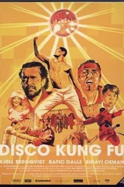 Caratula, cartel, poster o portada de Disco Kung Fu