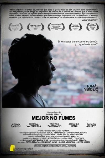 Caratula, cartel, poster o portada de Mejor no fumes