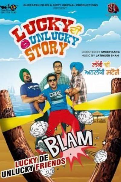 Caratula, cartel, poster o portada de Lucky Di Unlucky Story
