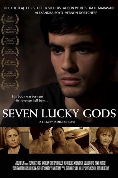 Caratula, cartel, poster o portada de Seven Lucky Gods
