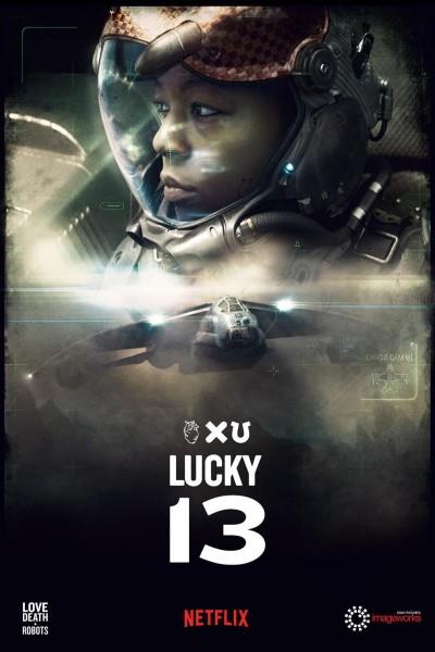 Caratula, cartel, poster o portada de Love, Death & Robots: Afortunados 13