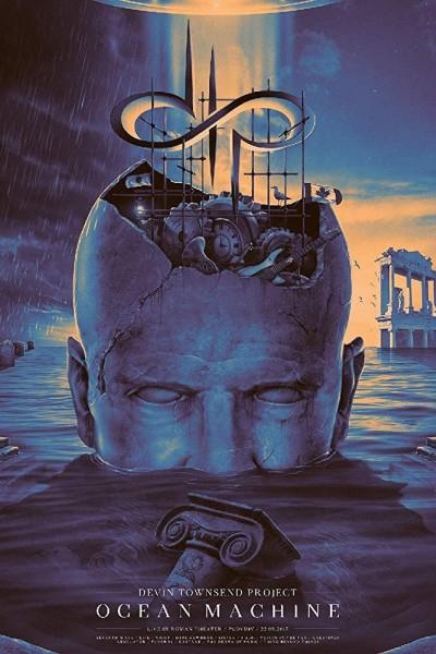 Caratula, cartel, poster o portada de Devin Townsend Project: Ocean Machine (Live at the Ancient Roman Theatre Plovdiv)