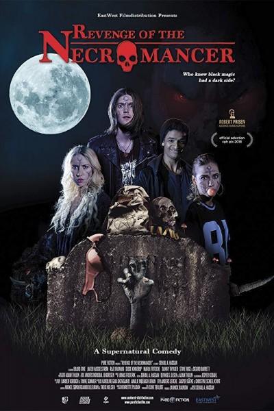 Caratula, cartel, poster o portada de Revenge of the Necromancer