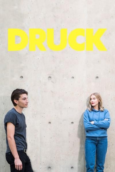 Caratula, cartel, poster o portada de DRUCK Die Serie (SKAM Germany)