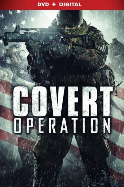 Caratula, cartel, poster o portada de Covert Operation