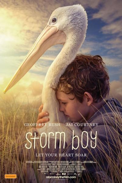 Caratula, cartel, poster o portada de Storm Boy