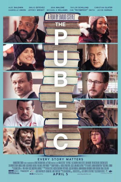 Caratula, cartel, poster o portada de The Public