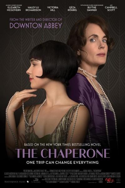 Caratula, cartel, poster o portada de The Chaperone