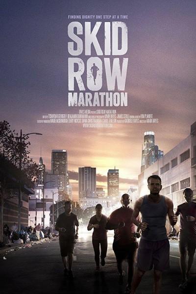 Caratula, cartel, poster o portada de Skid Row Marathon
