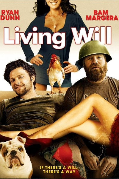Caratula, cartel, poster o portada de Vive al límite (Living Will...)