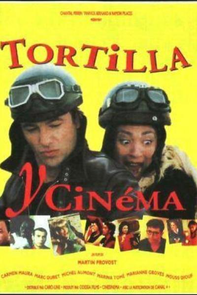 Caratula, cartel, poster o portada de Tortilla y cinéma