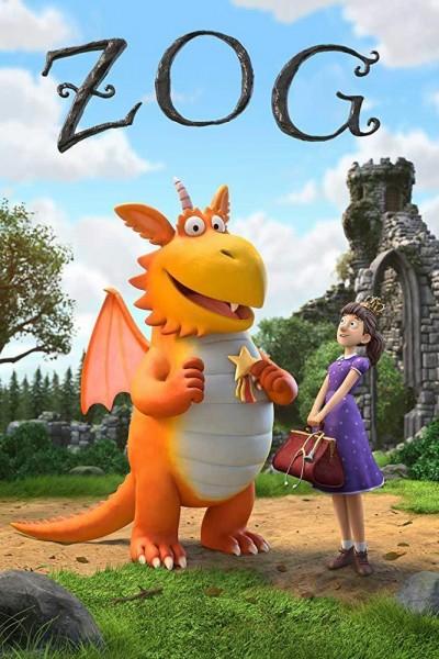 Caratula, cartel, poster o portada de Zog, dragones y heroínas (El dragón Zog)
