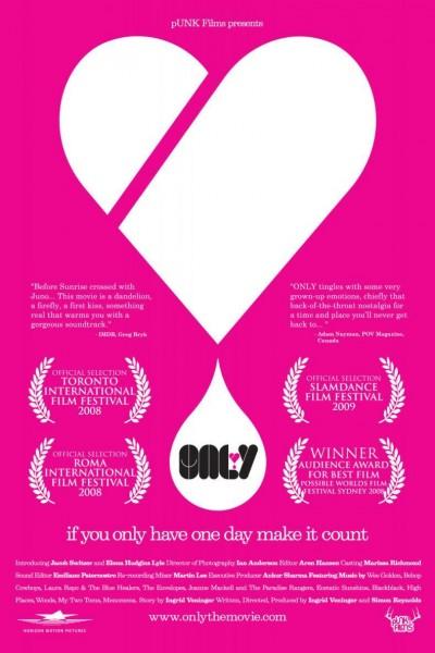 Caratula, cartel, poster o portada de Only
