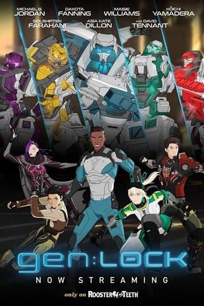 Caratula, cartel, poster o portada de Gen: Lock