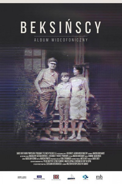 Caratula, cartel, poster o portada de Beksinscy. Album wideofoniczny