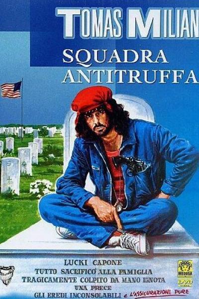 Caratula, cartel, poster o portada de Escuadra antiestafa