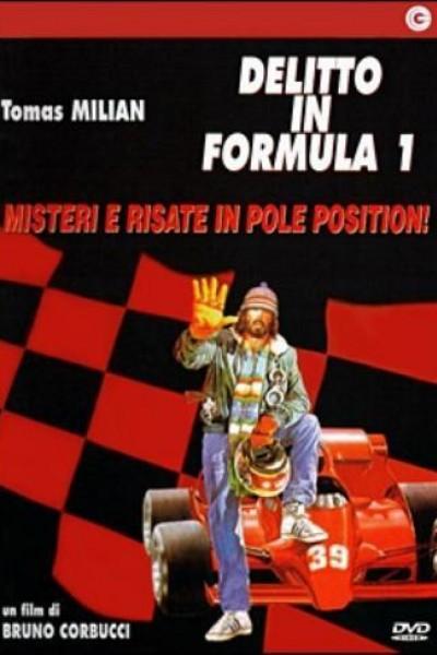 Caratula, cartel, poster o portada de Asesinato en la Fórmula Uno