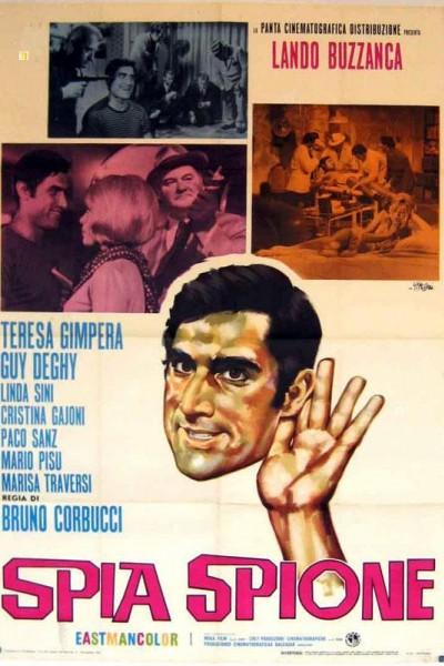 Caratula, cartel, poster o portada de Una ladrona para un espía
