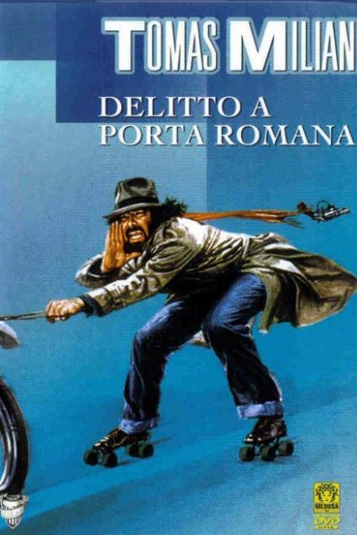 Caratula, cartel, poster o portada de Asesinato en puerta romana