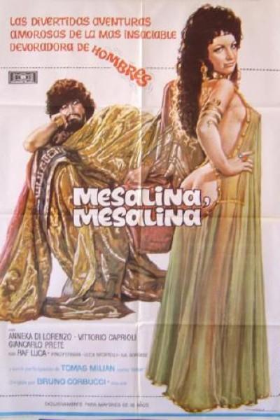 Caratula, cartel, poster o portada de Mesalina, Mesalina