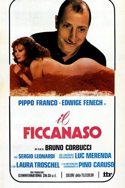 Caratula, cartel, poster o portada de Il ficcanaso