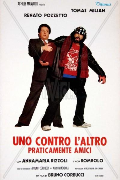 Caratula, cartel, poster o portada de Dos primos y un destino