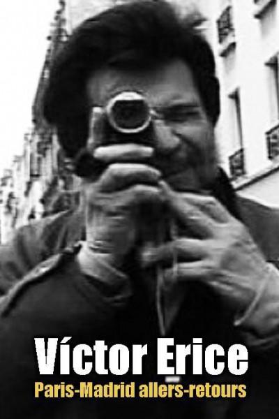 Caratula, cartel, poster o portada de Víctor Erice: Paris-Madrid allers-retours
