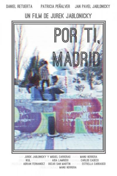 Caratula, cartel, poster o portada de Por ti, Madrid