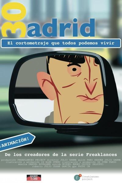 Caratula, cartel, poster o portada de Madrid 30