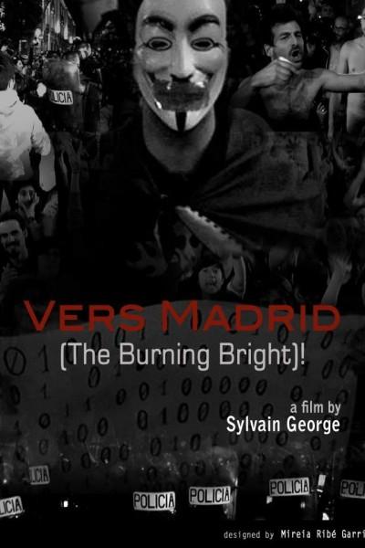 Caratula, cartel, poster o portada de Vers Madrid - The Burning Bright!