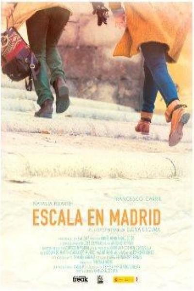 Caratula, cartel, poster o portada de Escala en Madrid