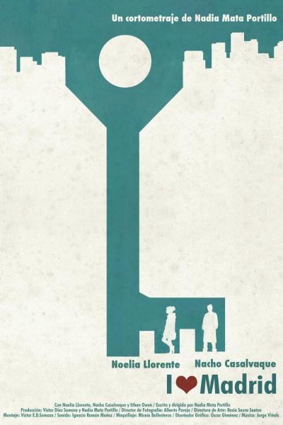 Caratula, cartel, poster o portada de I Love Madrid