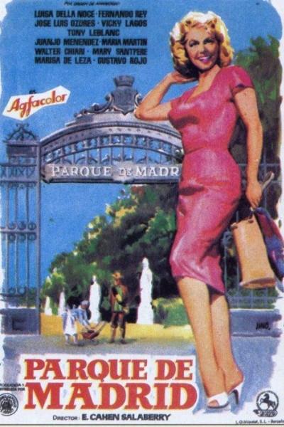 Caratula, cartel, poster o portada de Parque de Madrid