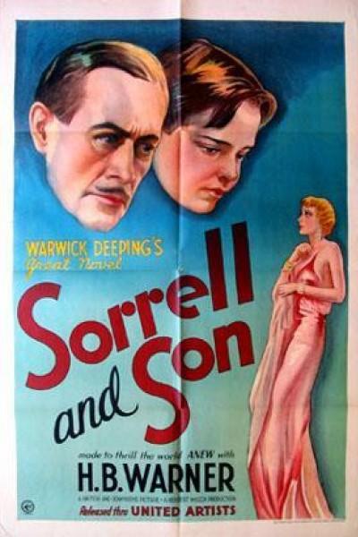 Caratula, cartel, poster o portada de El capitán Sorrell