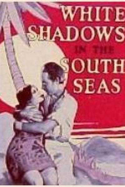 Caratula, cartel, poster o portada de Sombras blancas en los mares del sur