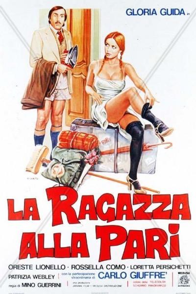 Caratula, cartel, poster o portada de Camarera en alquiler