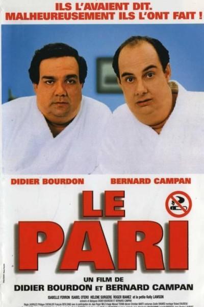 Caratula, cartel, poster o portada de Le pari