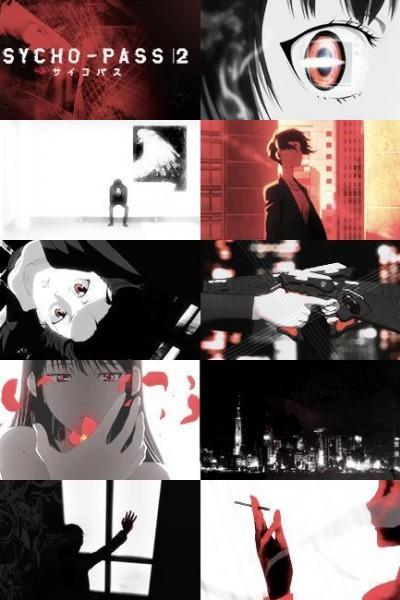Caratula, cartel, poster o portada de Psycho-Pass 2