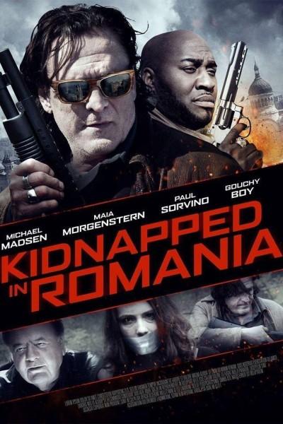 Caratula, cartel, poster o portada de Kidnapped in Romania