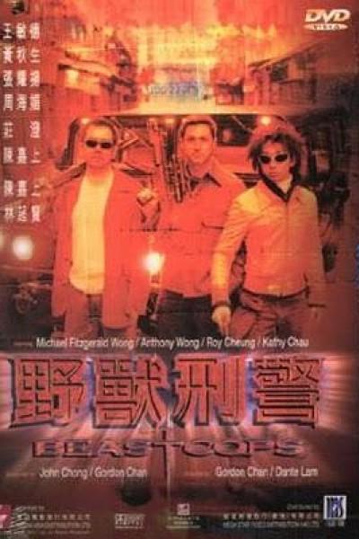Caratula, cartel, poster o portada de Beast Cops