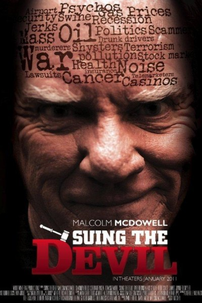 Caratula, cartel, poster o portada de Suing the Devil