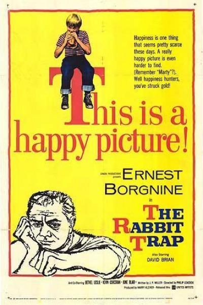 Caratula, cartel, poster o portada de The Rabbit Trap