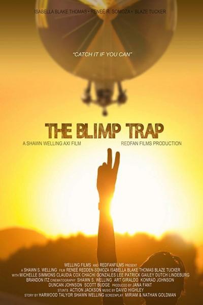 Caratula, cartel, poster o portada de The Blimp Trap