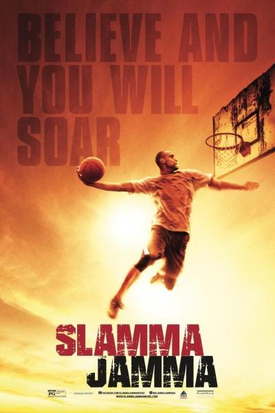 Caratula, cartel, poster o portada de Slamma Jamma