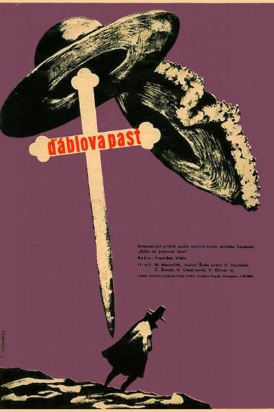 Caratula, cartel, poster o portada de La trampa del diablo