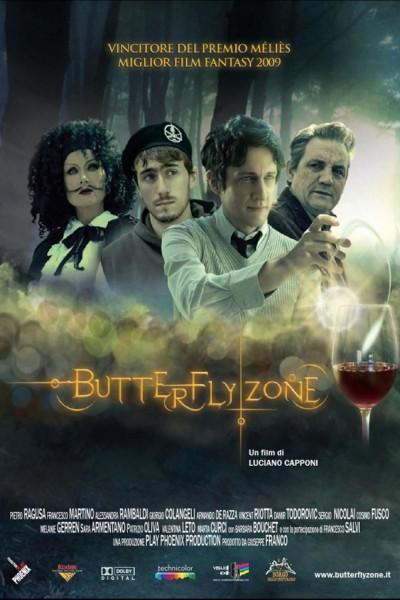 Caratula, cartel, poster o portada de Butterfly zone - Il senso della farfalla