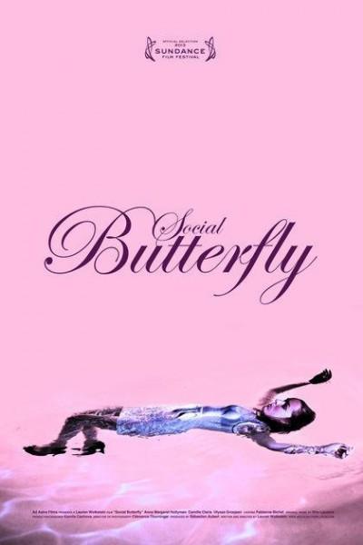 Caratula, cartel, poster o portada de Social Butterfly